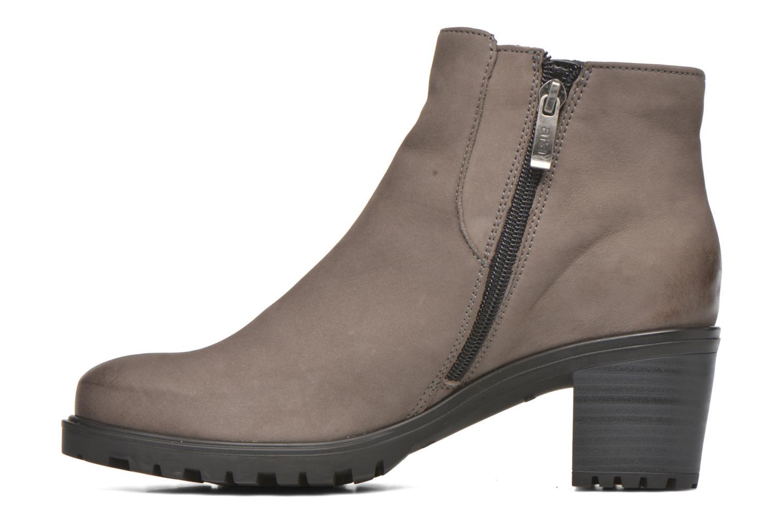 Bottines et boots Ara Mantova Gris vue face