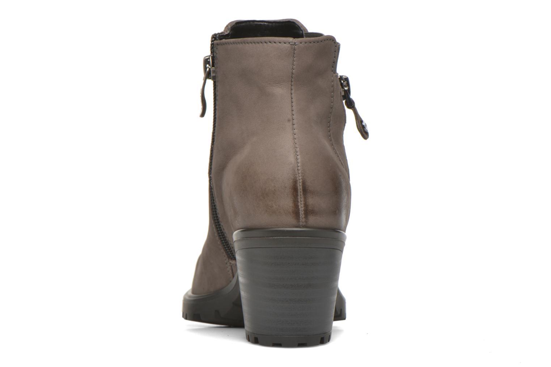 Bottines et boots Ara Mantova Gris vue droite