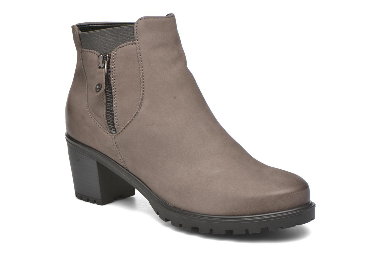 Bottines et boots Ara Mantova Gris vue détail/paire