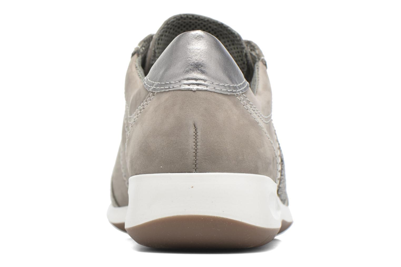 Sneakers Ara Rom 2 Grå Se fra højre