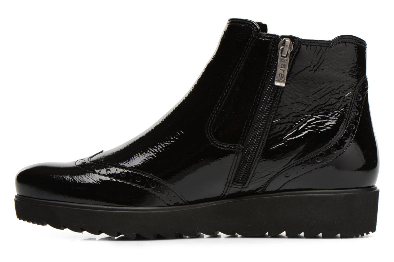 Bottines et boots Ara Malmo Noir vue face