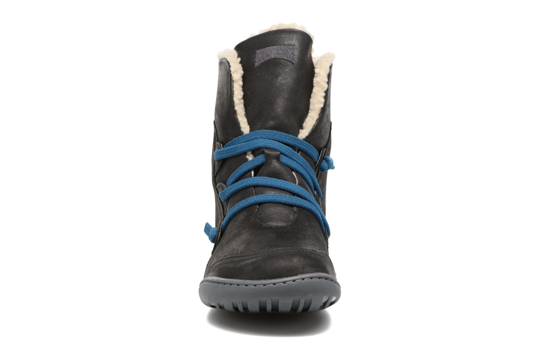 Bottines et boots Camper Peu Cami 46477 Noir vue portées chaussures
