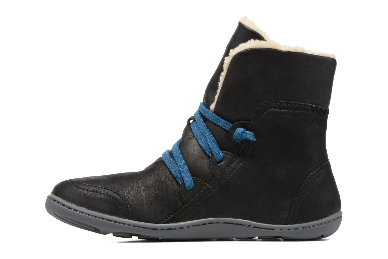 Bottines et boots Camper Peu Cami 46477 Noir vue face