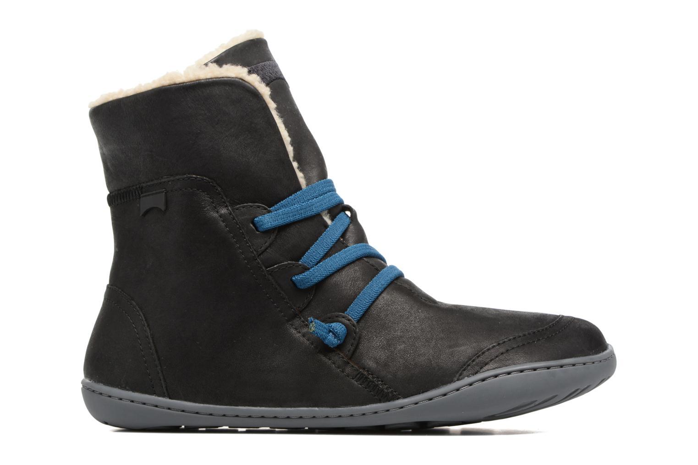 Bottines et boots Camper Peu Cami 46477 Noir vue derrière