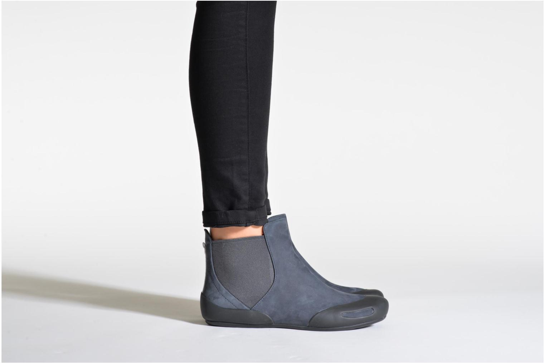 Bottines et boots Camper Peu Senda K400054 Gris vue bas / vue portée sac