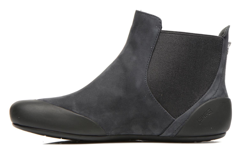 Bottines et boots Camper Peu Senda K400054 Gris vue face