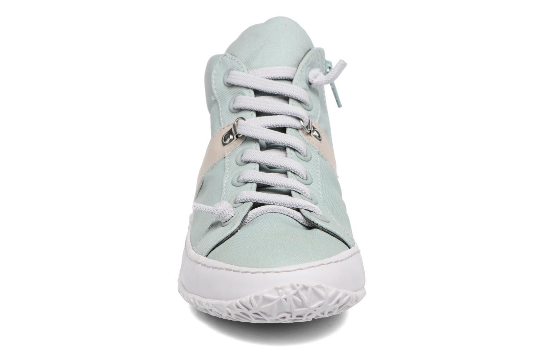 Baskets Camper Capas K400052 Bleu vue portées chaussures