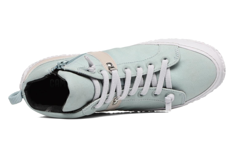 Sneaker Camper Capas K400052 blau ansicht von links