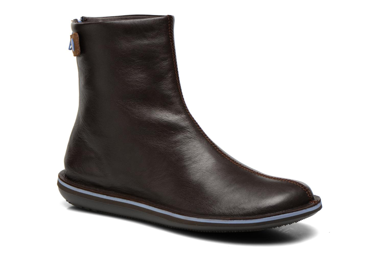 Grandes descuentos últimos zapatos Camper Beetle K400010 (Marrón) - Botines  Descuento