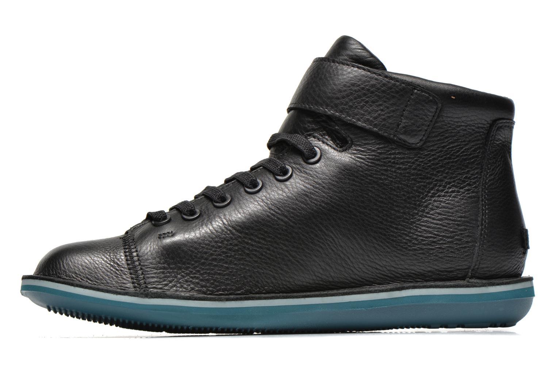 Sneaker Camper Beetle K400011 schwarz ansicht von vorne