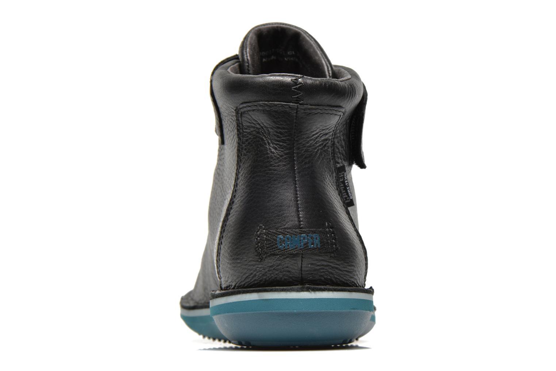 Sneaker Camper Beetle K400011 schwarz ansicht von rechts