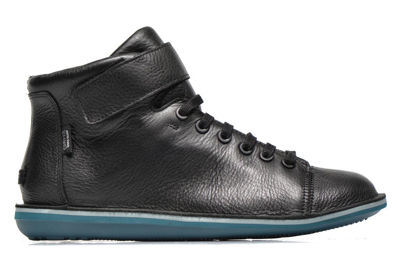 Sneaker Camper Beetle K400011 schwarz ansicht von hinten