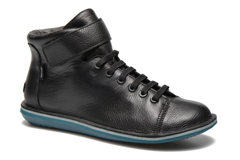 Sneaker Camper Beetle K400011 schwarz detaillierte ansicht/modell