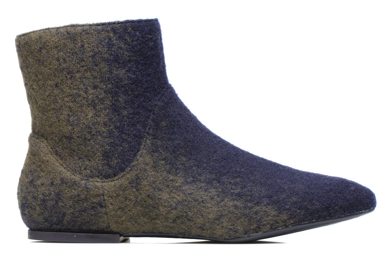 Bottines et boots Camper Isadora K400027 Bleu vue derrière