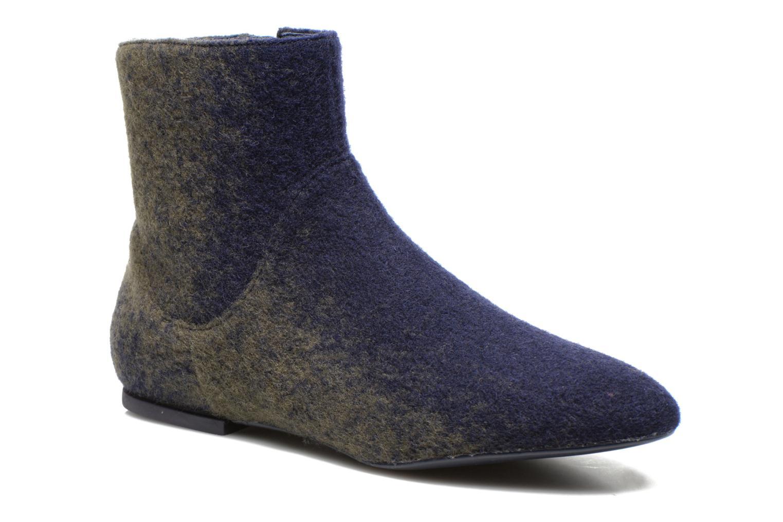 Bottines et boots Camper Isadora K400027 Bleu vue détail/paire