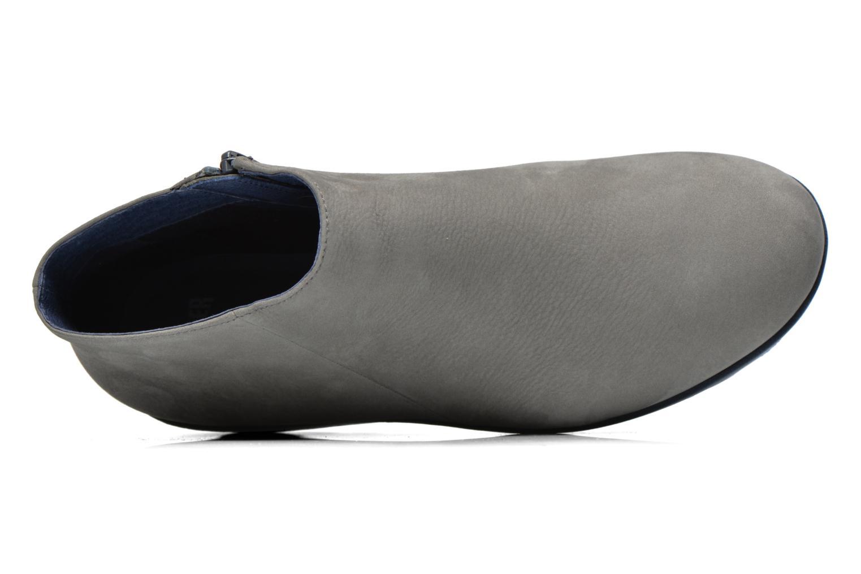Stiefeletten & Boots Camper Laika K400036 grau ansicht von links