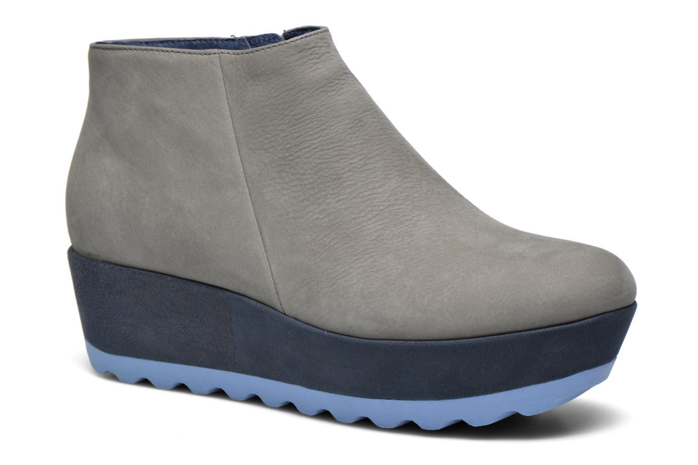 Stiefeletten & Boots Camper Laika K400036 grau detaillierte ansicht/modell