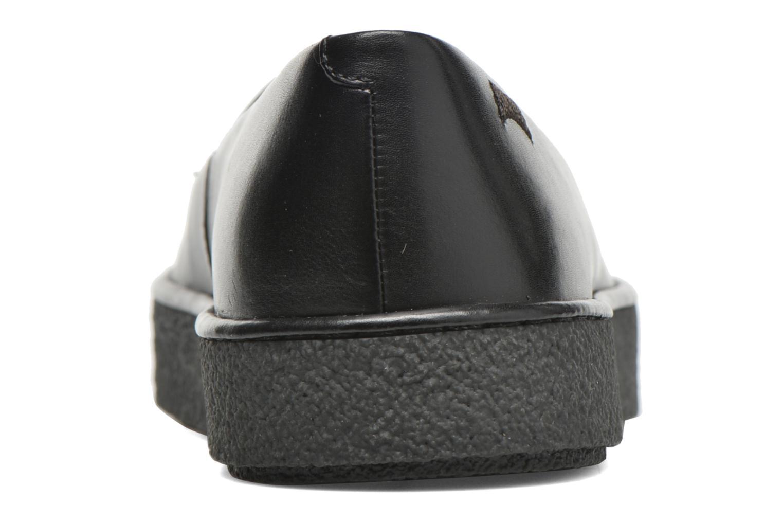 Mocassins Camper Ambar K200006 Noir vue droite