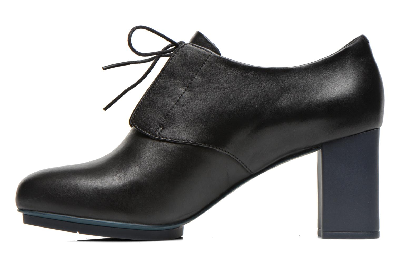 Chaussures à lacets Camper Myriam 22096 Noir vue face