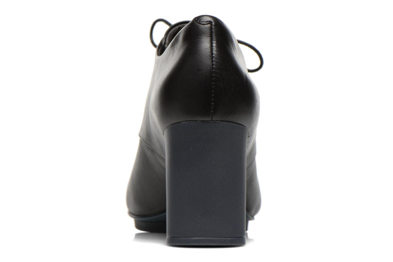 Chaussures à lacets Camper Myriam 22096 Noir vue droite