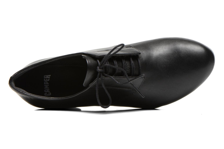 Chaussures à lacets Camper Myriam 22096 Noir vue gauche