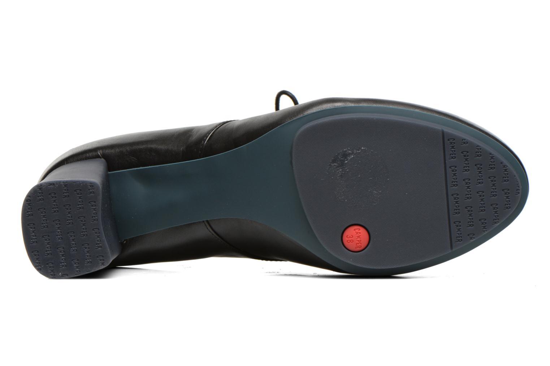 Chaussures à lacets Camper Myriam 22096 Noir vue haut