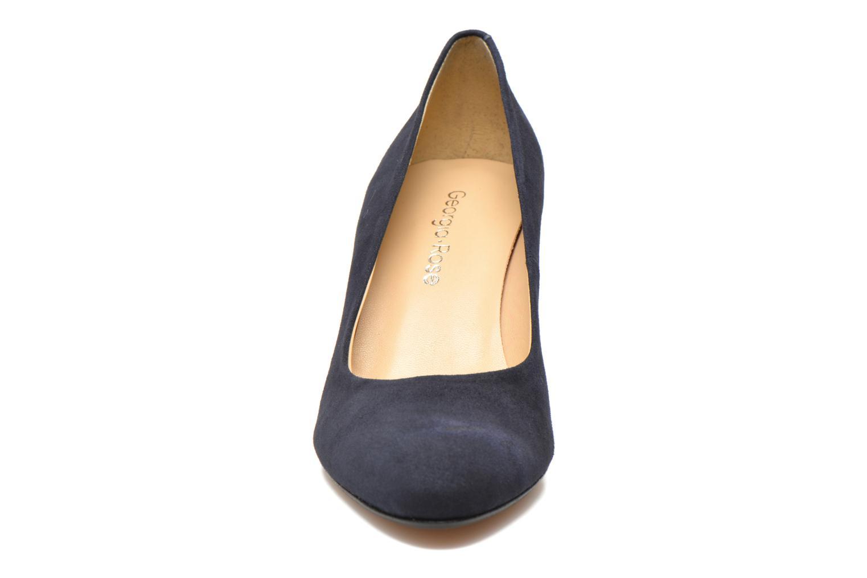 Escarpins Georgia Rose Sabrille Bleu vue portées chaussures