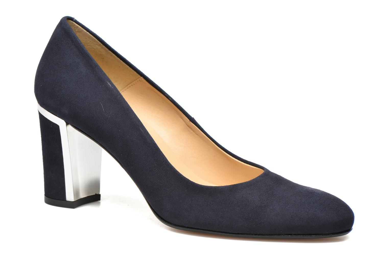 Escarpins Georgia Rose Sabrille Bleu vue détail/paire