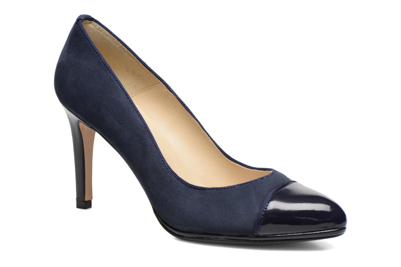 Marques Chaussure femme Georgia Rose femme Savabou Ante marino + charol marino