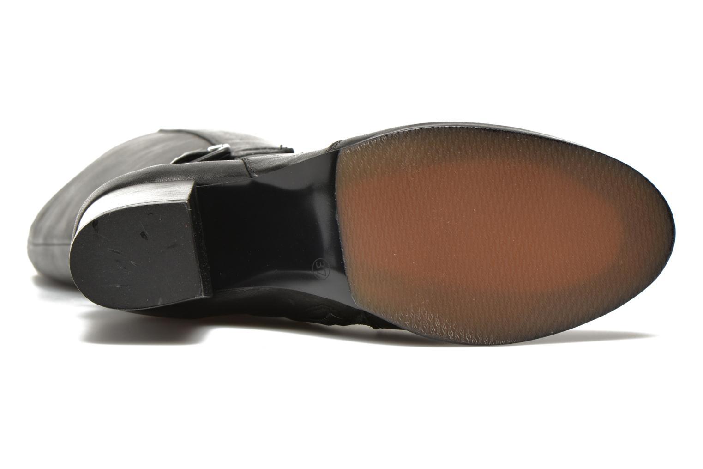 Stiefel Georgia Rose Semiena schwarz ansicht von oben