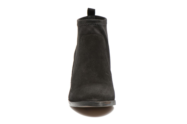 Bottines et boots Georgia Rose Semidris Noir vue portées chaussures