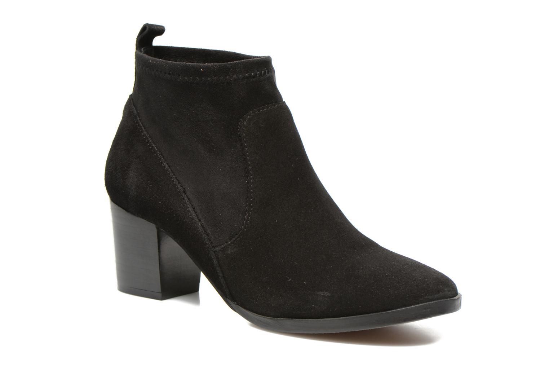 Bottines et boots Georgia Rose Semidris Noir vue détail/paire