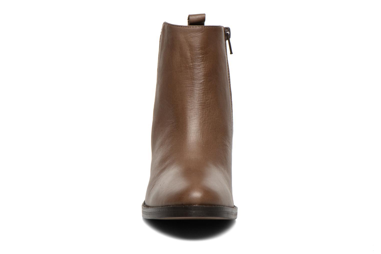 Stiefeletten & Boots Georgia Rose Semisso braun schuhe getragen