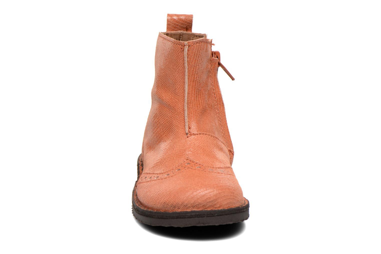 Bottines et boots Bisgaard Sagitta Orange vue portées chaussures
