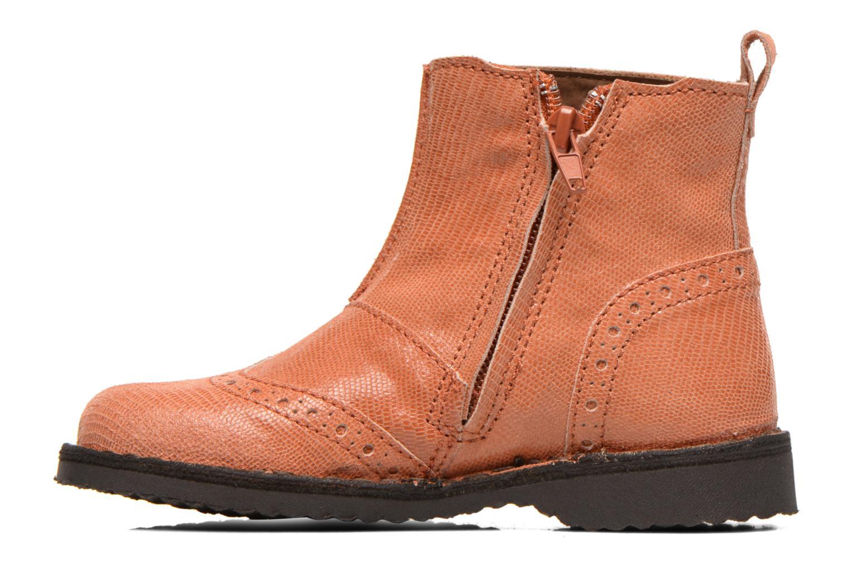 Bottines et boots Bisgaard Sagitta Orange vue face