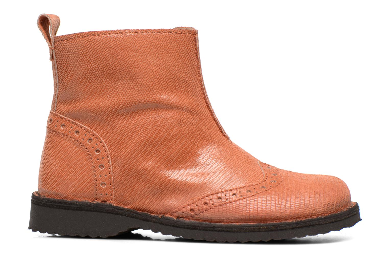 Bottines et boots Bisgaard Sagitta Orange vue derrière