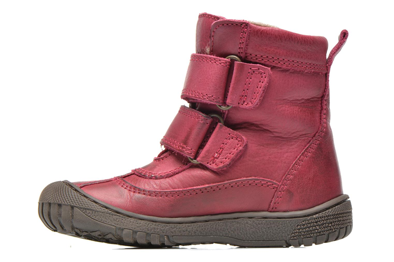 Stiefeletten & Boots Bisgaard Apus rosa ansicht von vorne
