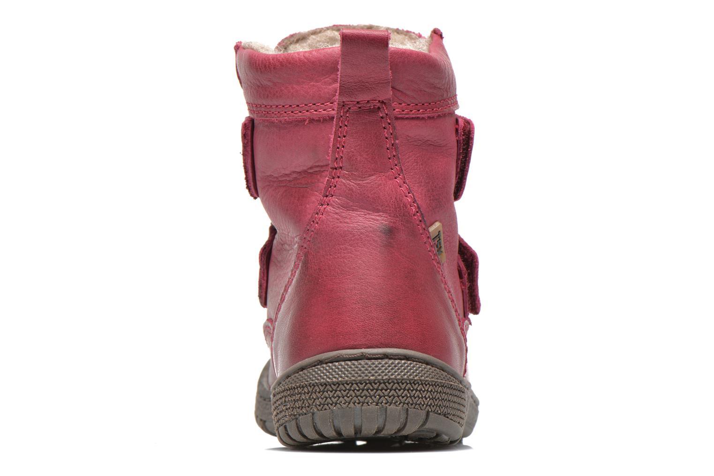 Stiefeletten & Boots Bisgaard Apus rosa ansicht von rechts