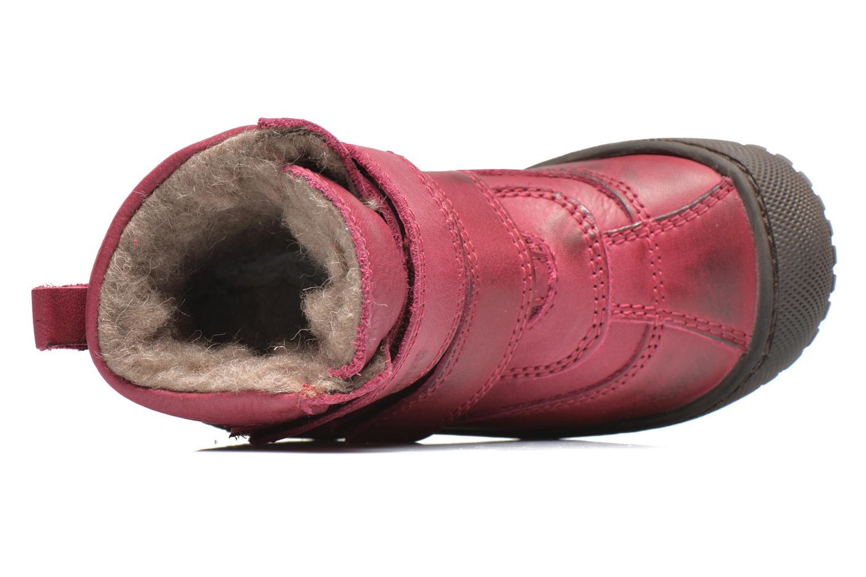 Stiefeletten & Boots Bisgaard Apus rosa ansicht von links