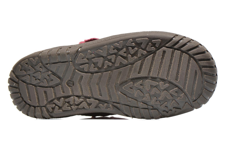 Stiefeletten & Boots Bisgaard Apus rosa ansicht von oben