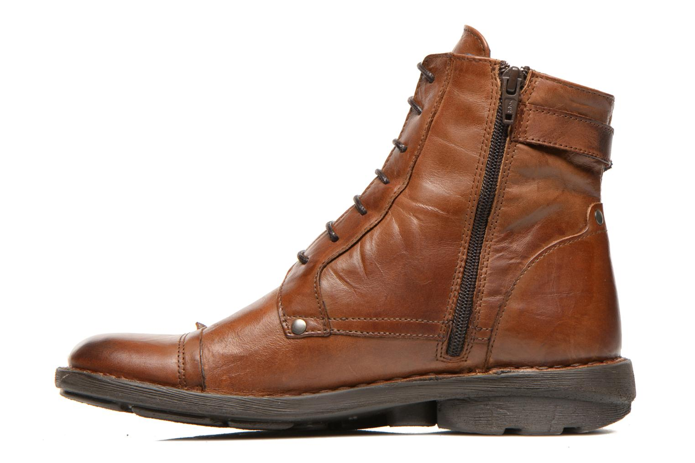 Bottines et boots Dorking Medina 6402 Marron vue face