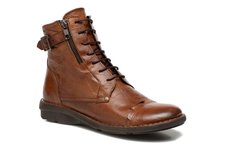 Bottines et boots Dorking Medina 6402 Marron vue détail/paire