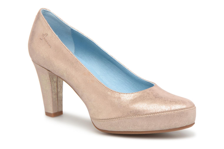 a79fd491 Grandes descuentos últimos zapatos Dorking Blesa 5794 (Oro y bronce) - Zapatos  de tacón