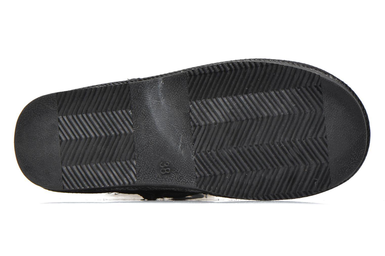 Bottines et boots Les Tropéziennes par M Belarbi Snow Noir vue haut
