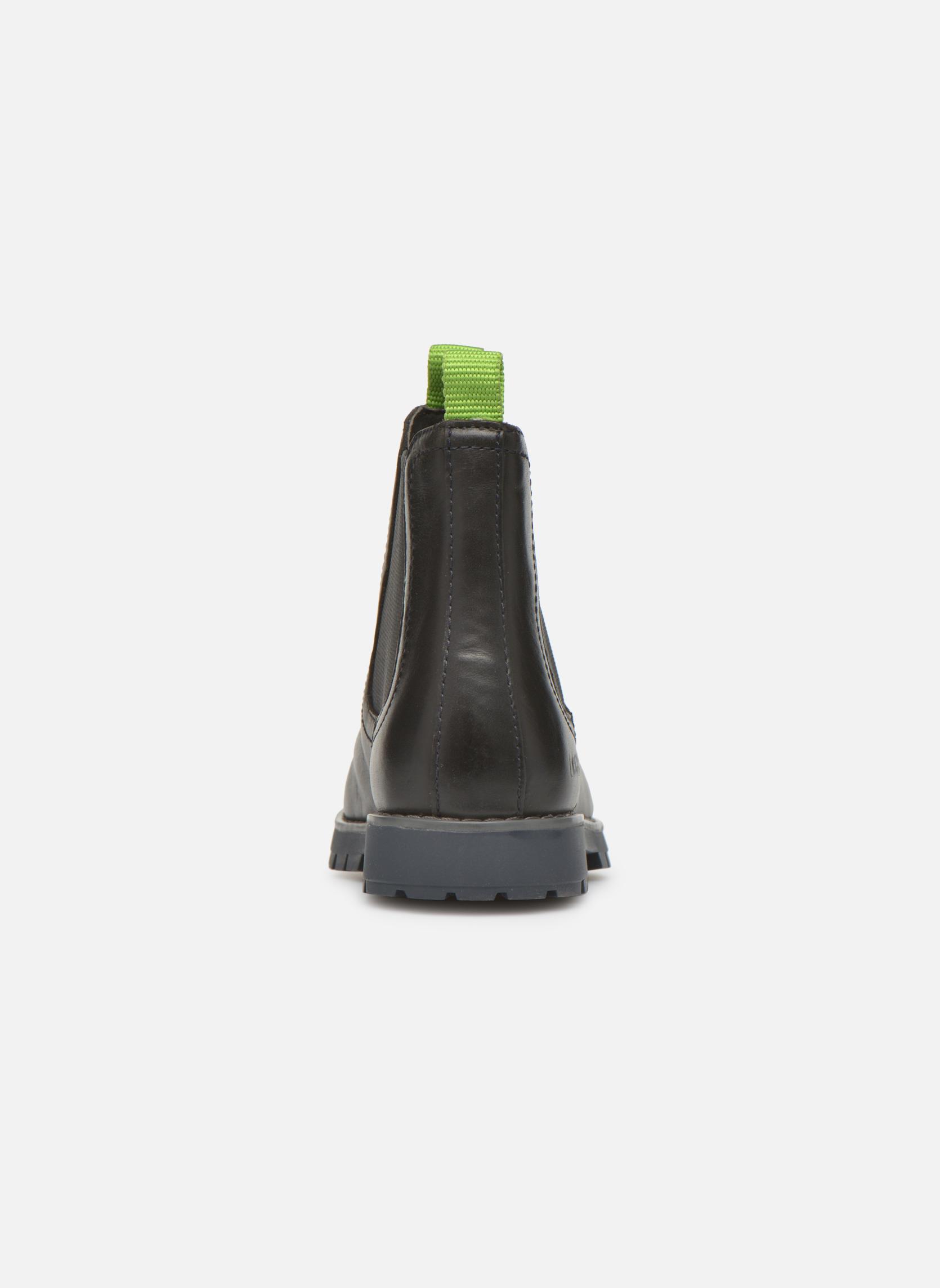 Bottines et boots Camper Compas Noir vue droite