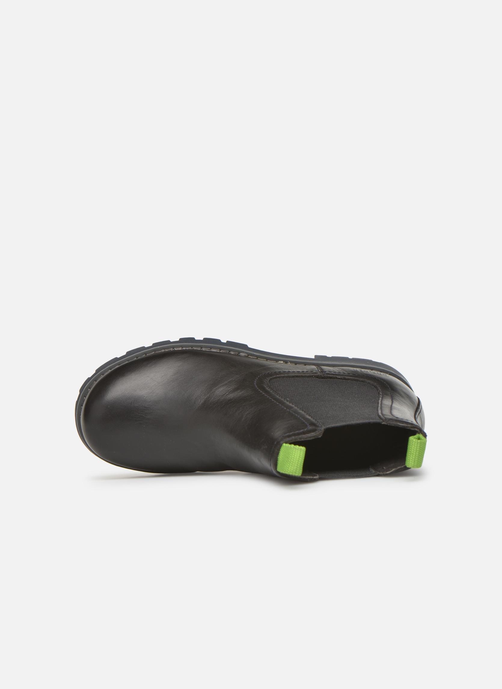 Bottines et boots Camper Compas Noir vue gauche
