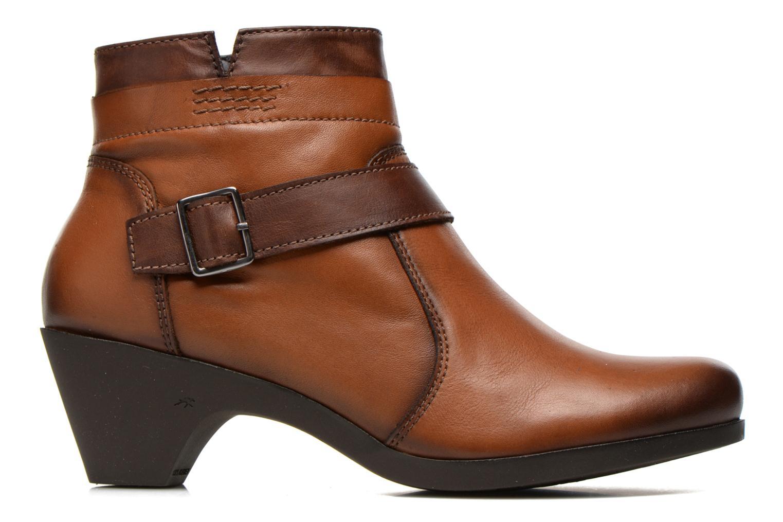 Boots en enkellaarsjes Fluchos Tanya 9132 Bruin achterkant