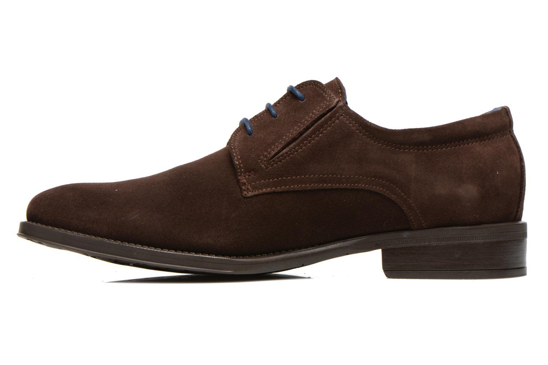 Chaussures à lacets Fluchos Heracles 8410 Marron vue face