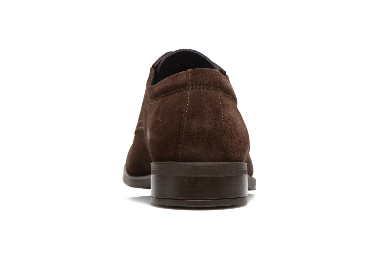 Chaussures à lacets Fluchos Heracles 8410 Marron vue droite