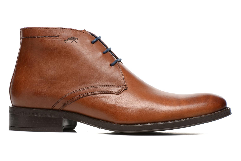 Chaussures à lacets Fluchos Heracles 8415 Marron vue derrière